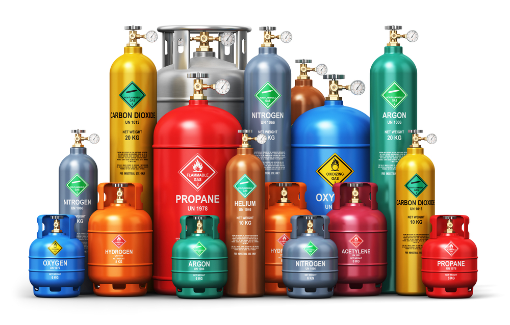 flammable liquid not allowed in storage